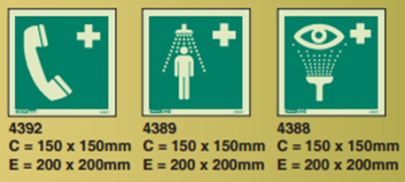 pictogram signs 1
